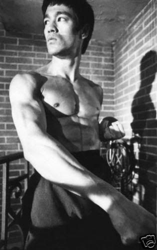 Bruce Lee...my very first crush!  Luv you forever ☆♡☆rosebud.