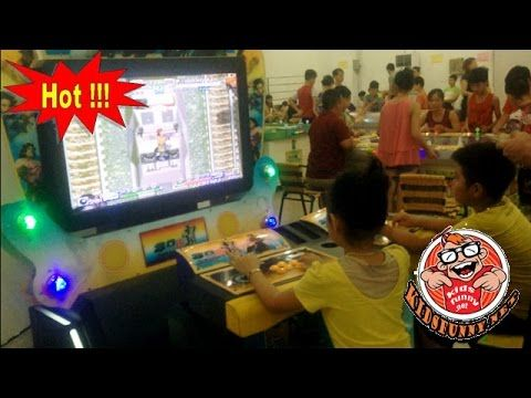 Funny Kids ***  Children Playing Video Games in 2016 ***   Children's Pl...