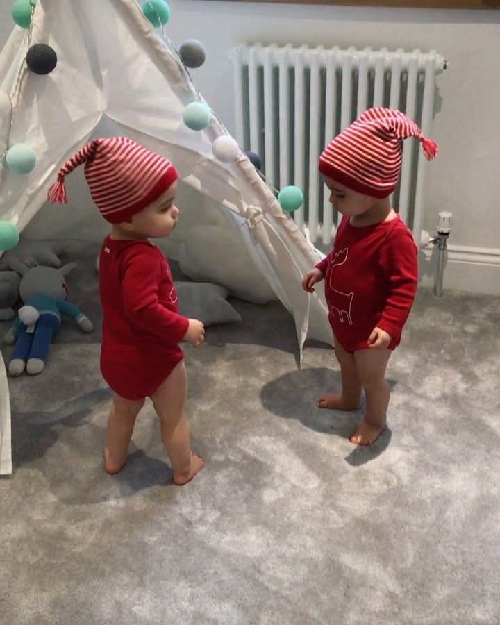 """6,794 Likes, 147 Comments - J a y d e C h o r l t o n (@jayde_jenson_rocco) on Instagram: """"My busy little elves ❤️❤️#christmasiscoming #JensonandRocco"""""""