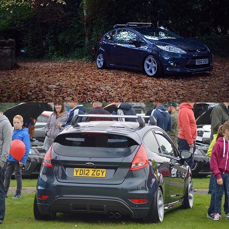 Owner Mr Ajr Ford Fiesta Mk7 Zs Zetecs Fastford