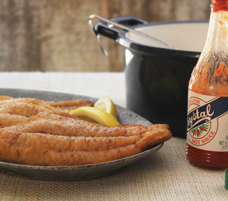 Did you know that June 25th is National Catfish Day? Let's celebrate with Pan Fried Catfish with Andouille Smothered White Beans.
