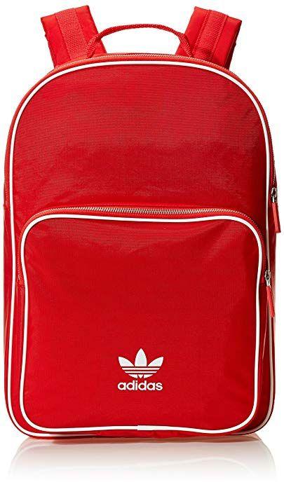 d19878423a adidas Bp Cl Adicolor, Sacs à dos mixte adulte, Rouge (Escarl ...