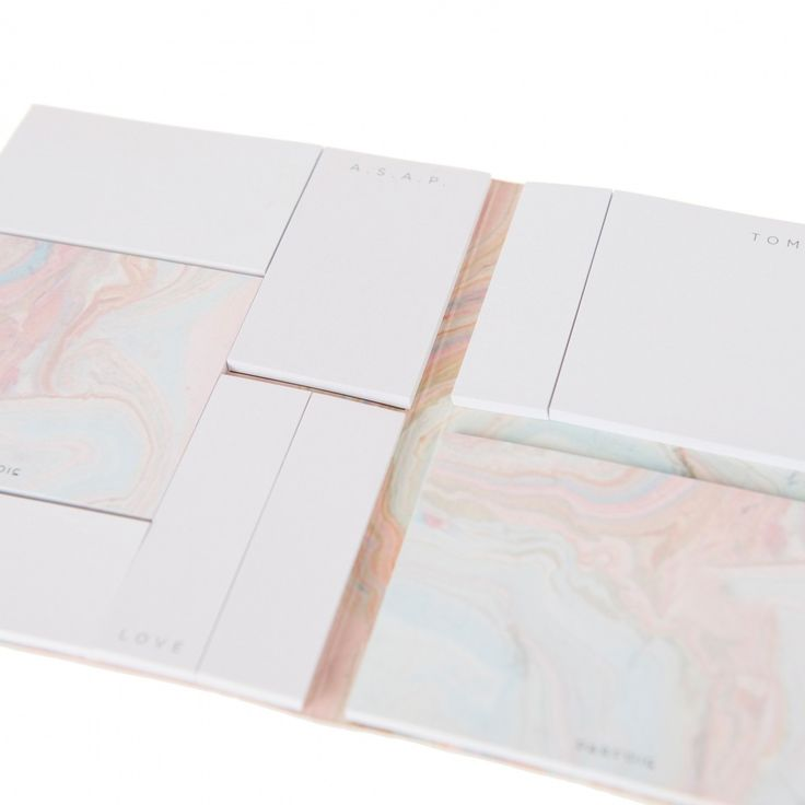Conjunto Post-its Stationery