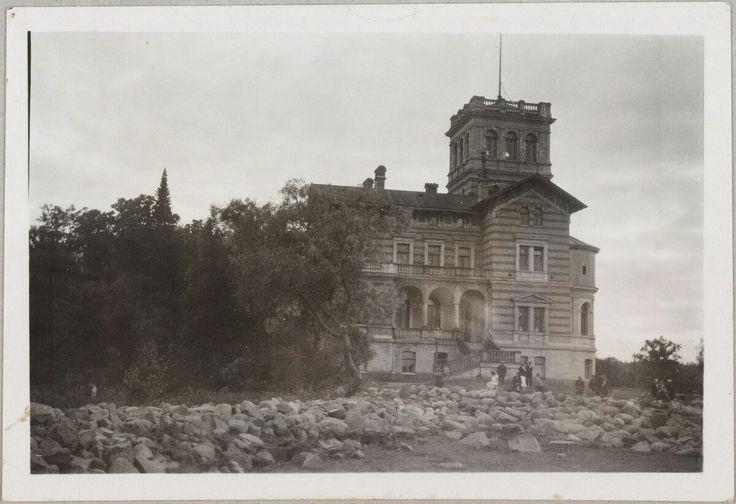 """Maliy Palace at Livadia.  """"AL"""""""
