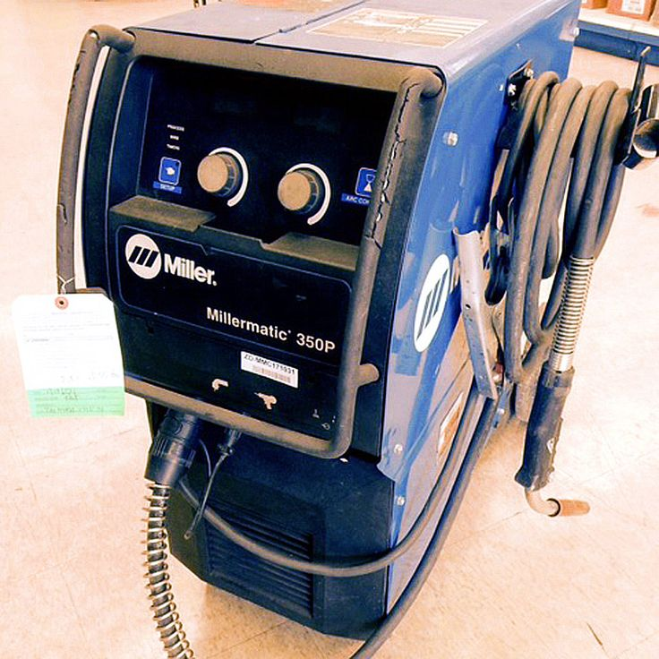 Used Welder at our #Sacramento Branch