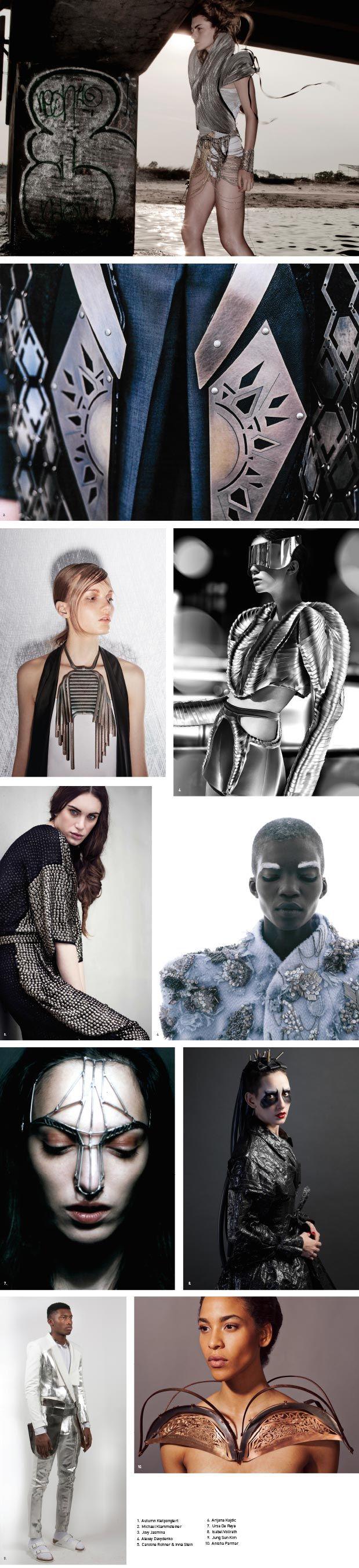 Future fashion trends 2014 - Trends Report Space Labfashion Forecastingmilitary Fashionfemale Clothing2014 Trendsfuture