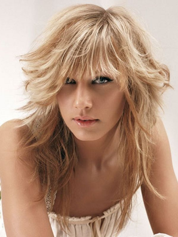 30 Long Choppy Hairstyles For Women Ends Hairstyles Ideas Walk