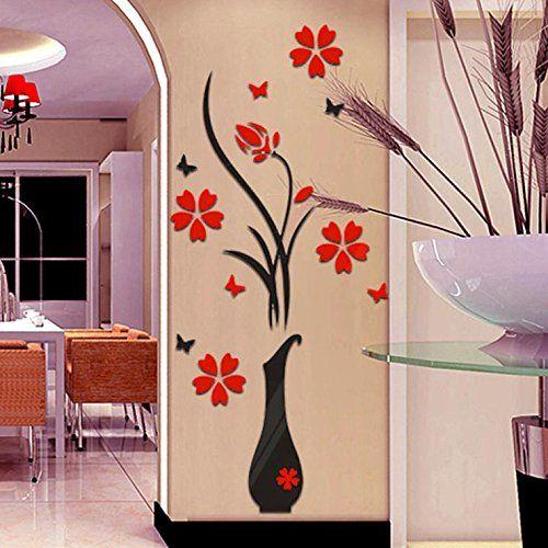 DZT1968 DIY Vase Flower Tree Crystal Arcylic 3D Wall Stic... https://www.amazon.com/dp/B01N9222U3/ref=cm_sw_r_pi_dp_x_eg8rzbRBAM5CD