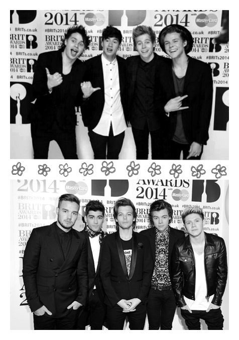 One Direction + 5SOS