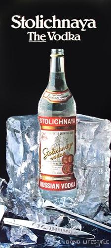 Stolichnaya....This vodka right here :)