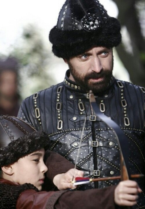 Sultan Suleiman and Sehzade Mustafa