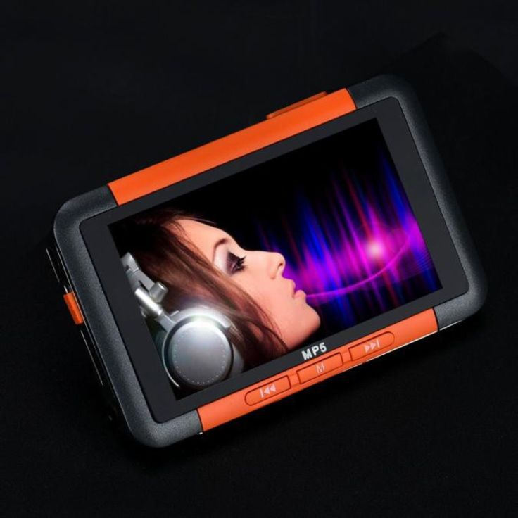 8GB Slim MP3 MP4 MP5 Music Player With 4.3'' LCD Screen FM Radio Video MovieFeature:100% brand new 8GB flash memory 4.3 inch TFT LCD screen ID3 tag Support: Lyric display allows Karaoke With E-book and Telephone book functions Support MP3, WMA, WMV, ASF, WAV, ASF, ACT formats Video Support: AMV format, provide software to convert video to AMV movie formatConvert WMV, MPG, MPEG I, MPEG II and AMV to new Advanced MTV format by included software Covert JPEG, GIF, SWF picture files to PIC files…