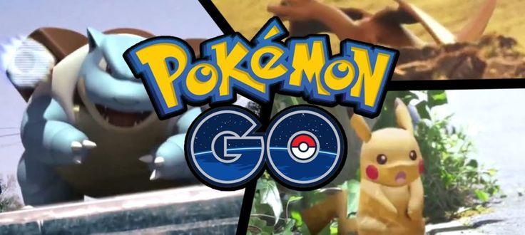 Pokemon Go oficialmente en México – Las Nius