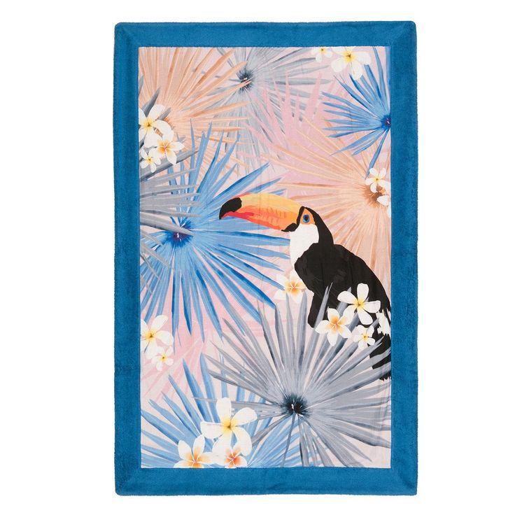 Toucan In Love | Signature Beach Towel - Sun of a Beach