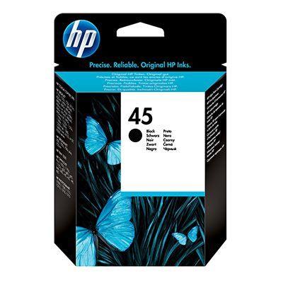 Μελάνι HP 45 Small Black - Μελάνια