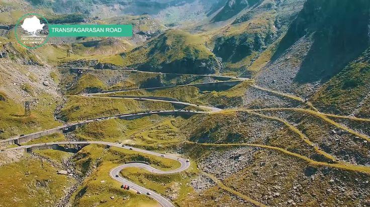 Brașovul si împrejurimile – Video aerian impresionant