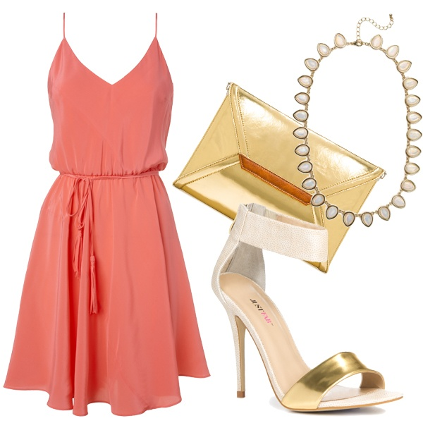 Summer Wedding Suit Ideas For Guest: Best 25+ Gold Wedding Guest Outfits Ideas On Pinterest
