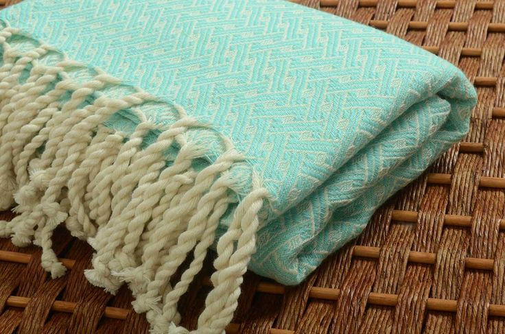 SALE %30 - Ephesus Peshtemal, Personalized Turkish Towel, Monogrammed, AQUA GREEN, Bachelorette Party, Beach Wedding, Yoga Towel, Fouta by NaturalSoft on Etsy https://www.etsy.com/listing/264971583/sale-30-ephesus-peshtemal-personalized