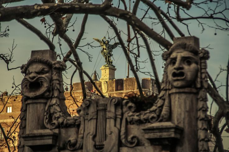 https://flic.kr/p/QbmxQc | Castel Sant'Angelo - Roma - Italia