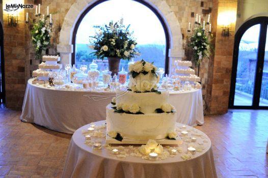 http://www.lemienozze.it/gallerie/torte-nuziali-foto/img31278.html Torta nuziale multipiano bianca