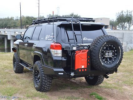 2010-2016 4Runner Rear Bumper