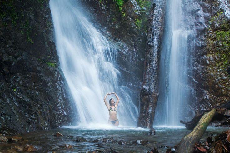 Playa Nicuesa Waterfall, Costa Rica : Top Secret Swimming Holes Around the World : TravelChannel.com