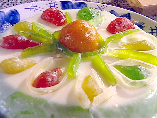 Cassata recipe from Tyler Florence