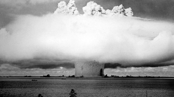 Its radioactive fallout was later detected in cattle in Tennessee. The Marshall Islands, once a U.S. nuclear test site, face oblivion again | The Washington Post