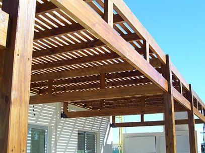 25 best ideas about pergolas modernas on pinterest - Imagenes de pergolas ...