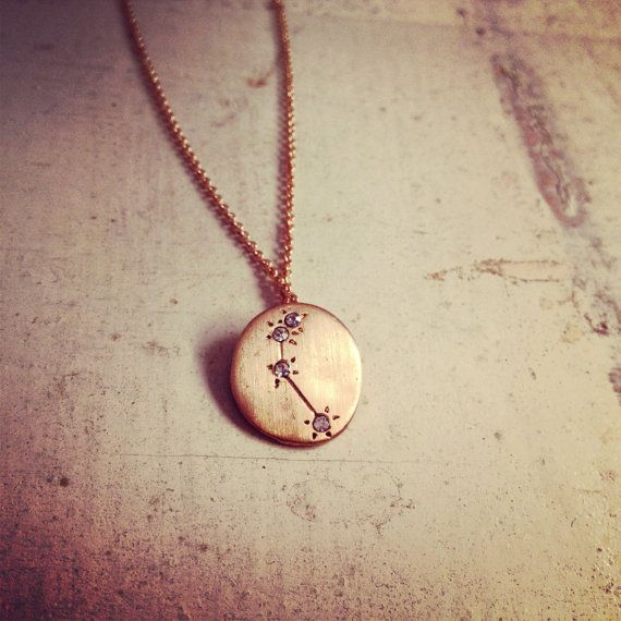 Zodiac Necklaces, great for Mother's Day ;)