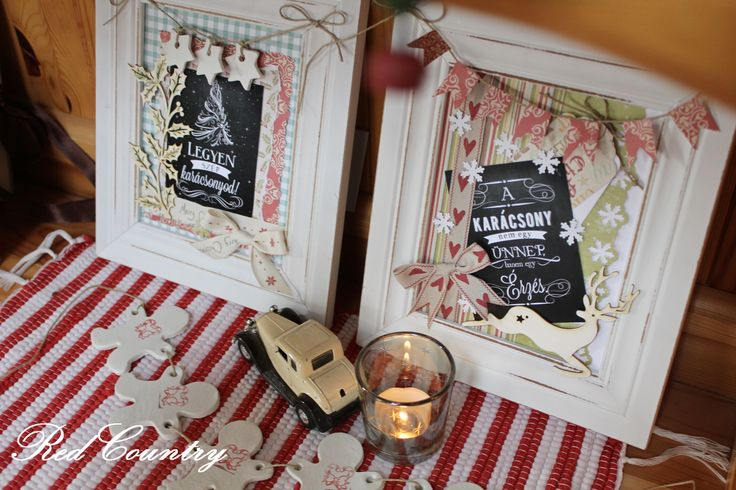 Christmas decor by Red Country