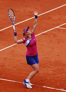 Kim Clijsters - Wikipedia, the free encyclopedia