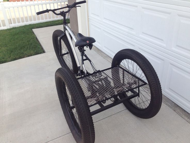 For Sale Fat Tire Trike Ridemonkey Com Bikes Bike