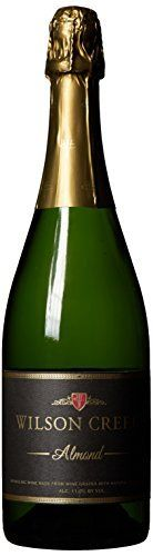 NV Wilson Creek Almond Champagne (cuvee) 750mL by Wilson Creek, http://www.amazon.com/dp/B00A43XV22/ref=cm_sw_r_pi_dp_x_-EeRxb1SW9HFF  115each