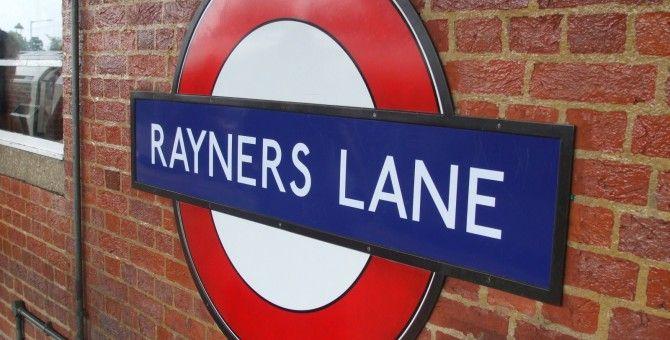 Rayners Lane Tube Station