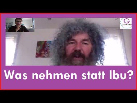 Robert Franz - Welches Schmerzmittel statt Ibuprofen? - YouTube