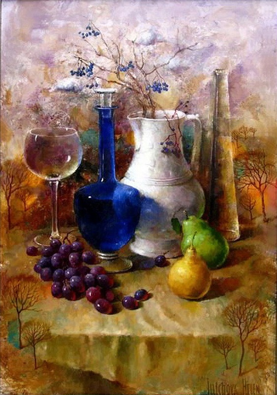 Still Life by Helen Illichova