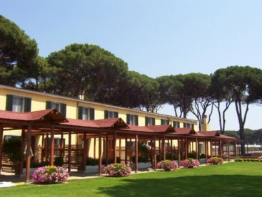 Camp Darby, Loverno, Italy (60mi from Florence)