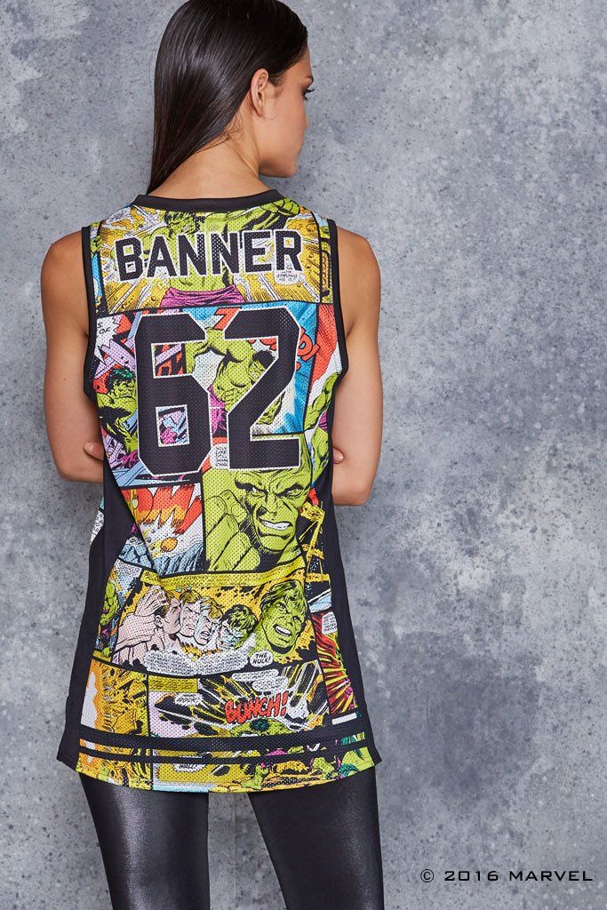Black Milk's Latest Fashion Line is Marvel-ous | The Daily Dot