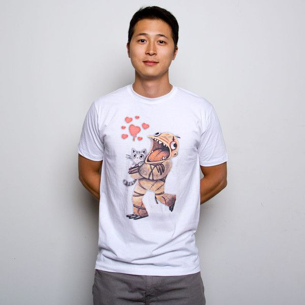 OMG I WANT THIS CHARITY T-SHIRT SO BAD Watch twitch.tv/markiplier He's playing The Forest