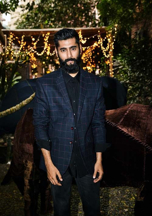Designer Abhishek Paatni On Growing His Beard, Grooming Products Impressing Women