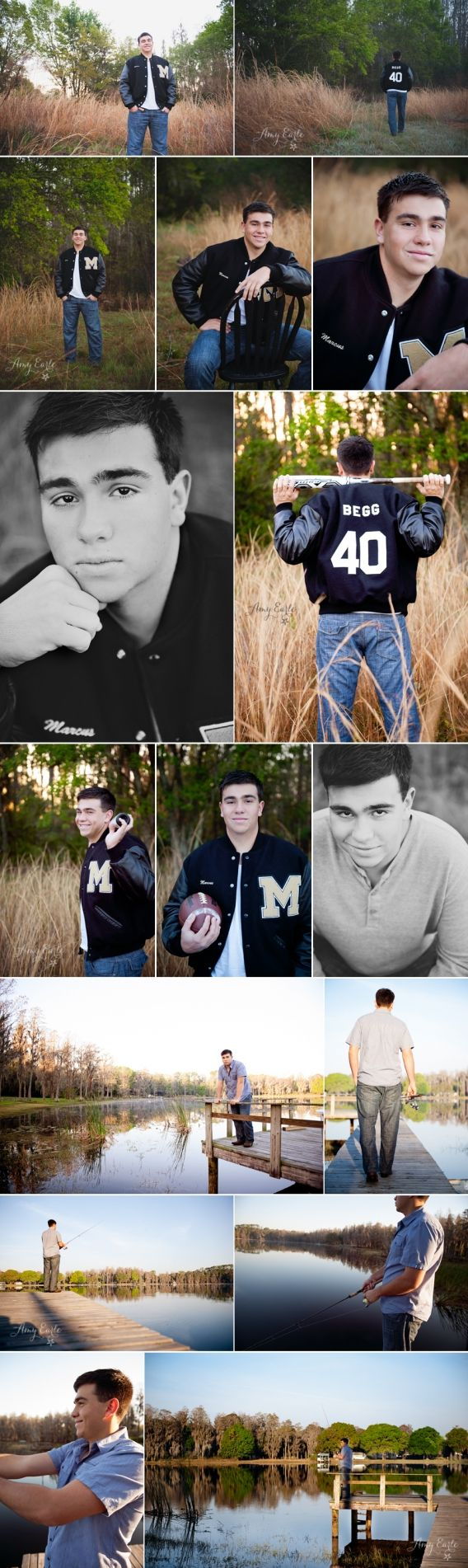 Marcus is such a great kid! He's an incredible athlete and played both baseball and football for his high school. He loves to spend his downtime fishing. Last fall he took my oldest son fishing and they had a great time! Marcus is a natural leader and others love to be around him. He's leaving in a…