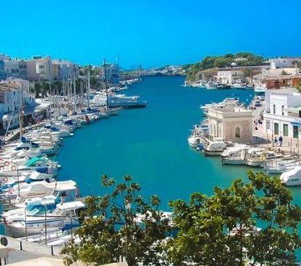 Spain Yoga Retreat_Ciutadella harbor_Yoga Escapes