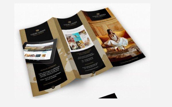 41 best images about brochure designs on pinterest for Hotel brochure design