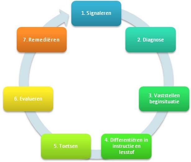 differentiatie cyclus