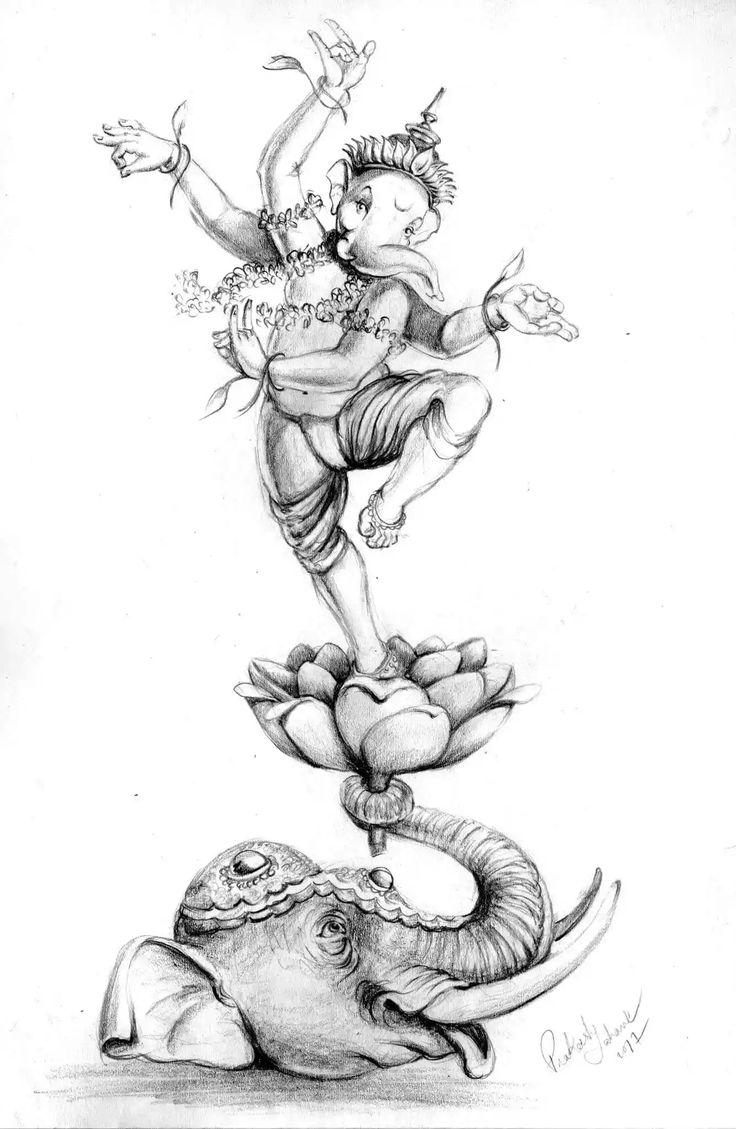 Pin by Vishal Maurya on Shiva | Hindu art, Ganesha art ...