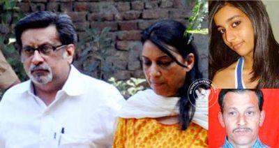 Nupur and Rajesh Talwar gets life imprisonment, Nupur Talwar, Rajesh Talwar, Aarushi-Hemraj murder case, Nupur Talwar get life sentence, Aarushi Talwar case, Aarushi Talwar murder verdict, Parents Rajesh and Nupur get life term, Aarushi case, Aarushi murder case, Talwars get life in prison