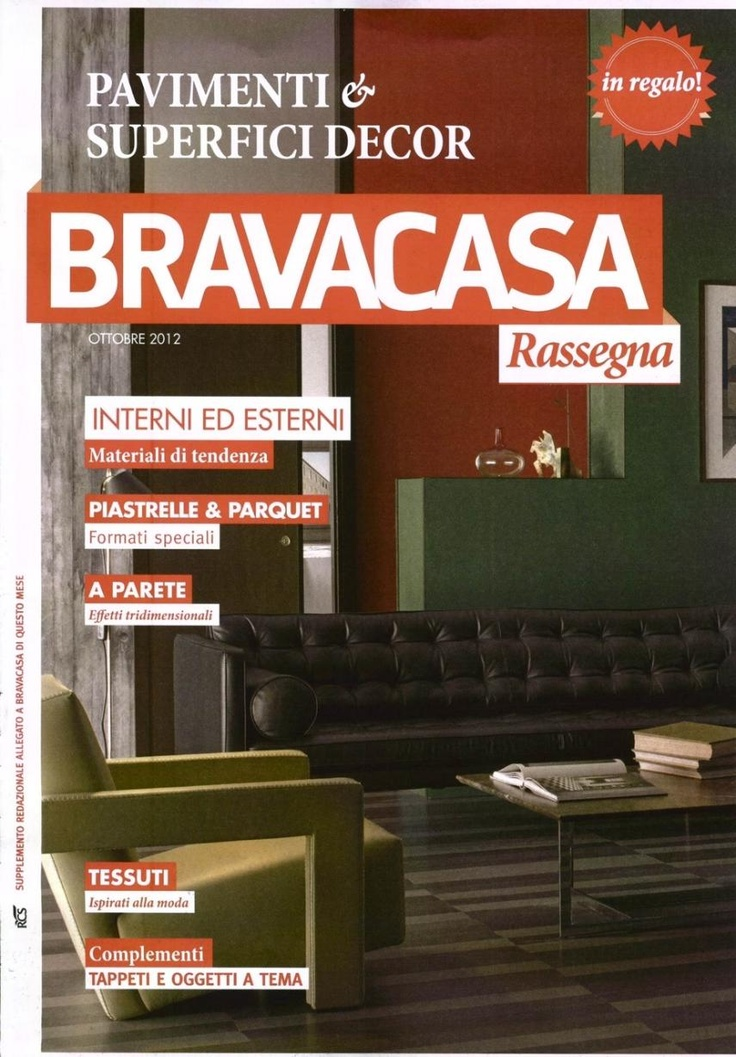 BRAVA CASA Suppl. RASSEGNA, design Gerrit Thomas Rietveld