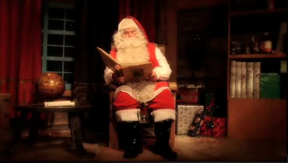 ???Oh my gosh – this is so COOL!! It's a personalized video message for your child from Santa and guess what? It's FREE.