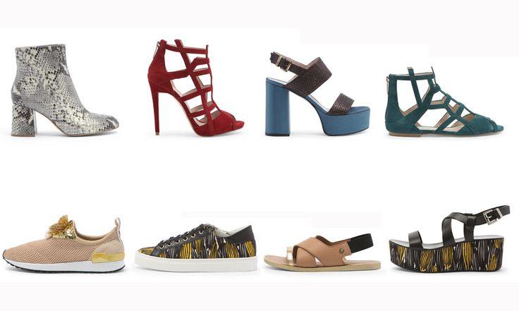 Scarpe Liu Jo primavera estate 2016: Foto - http://www.beautydea.it/scarpe-liu-jo-primavera-estate-2016-foto/ - Dettagli eccentrici, glitter e colori brillanti: ecco le nuove scarpe Liu Jo per la primavera estate 2016. Tante foto in super anteprima!
